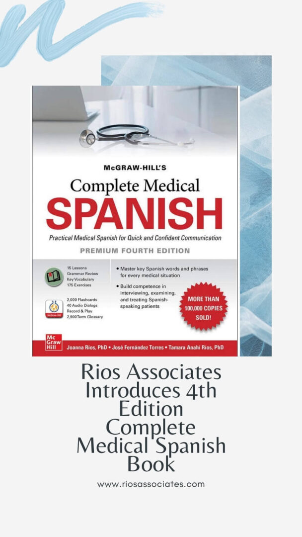 Complete Medical Spanish Book